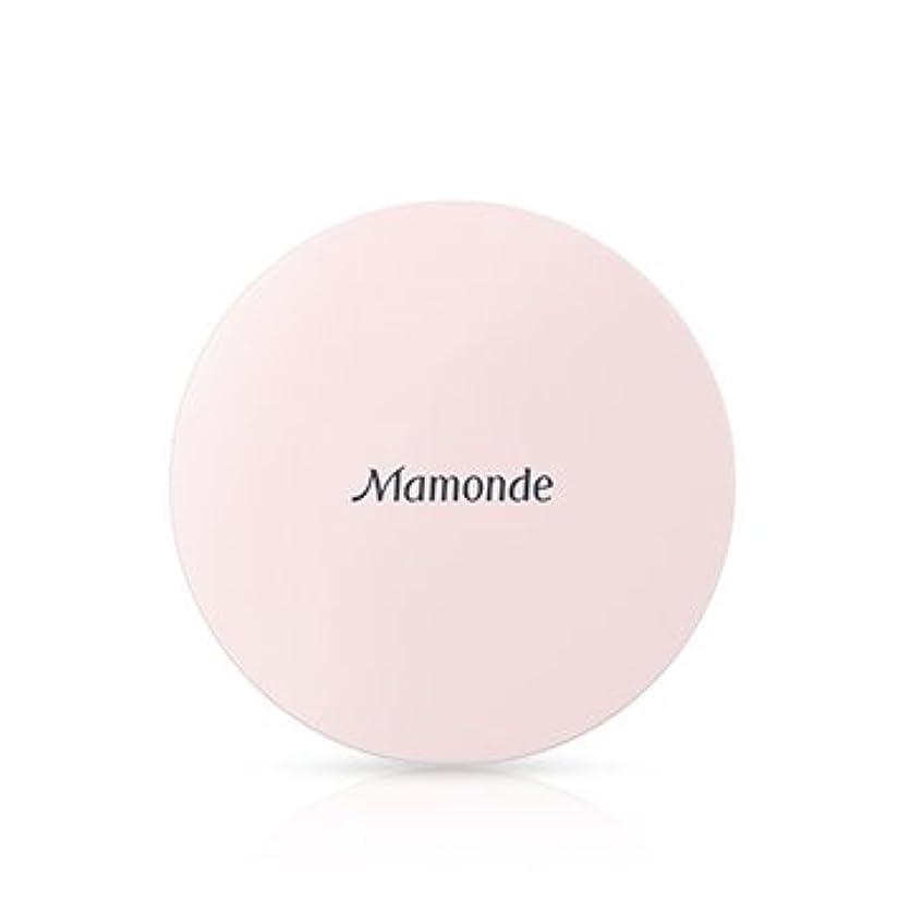 合意幻想的伝染性の[New] Mamonde High Cover Liquid Cushion 15g/マモンド ハイ カバー リキッド クッション 15g (#21 Cover Peach) [並行輸入品]