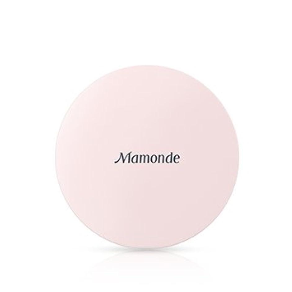 巨大見捨てられた故意の[New] Mamonde High Cover Liquid Cushion 15g/マモンド ハイ カバー リキッド クッション 15g (#21 Cover Peach) [並行輸入品]