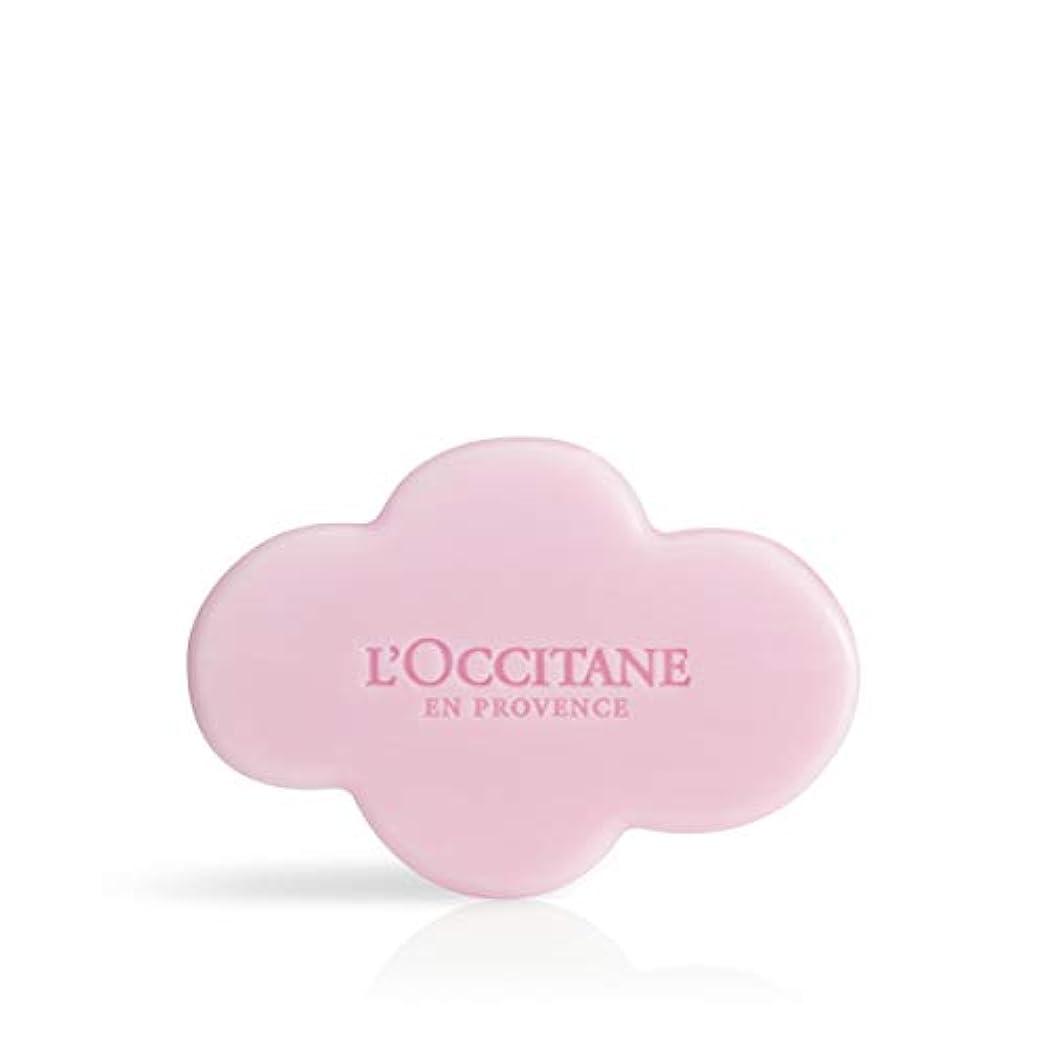 宣言する福祉サイトラインロクシタン(L'OCCITANE) フェスティブガーデン シア ソープ 150g 石鹸 スパークリングフローラル