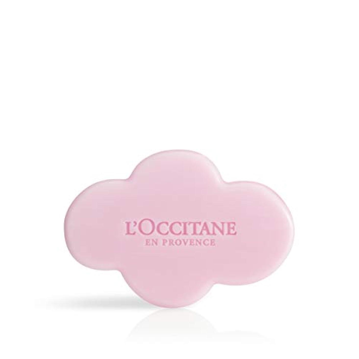 退屈させる重要性反対にロクシタン(L'OCCITANE) フェスティブガーデン シア ソープ 150g 石鹸 スパークリングフローラル
