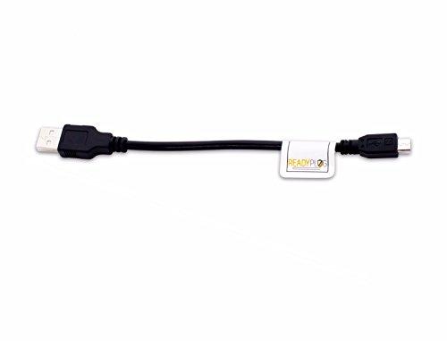 6インチReadyPlug ® USBケーブルfor Asus Zenfone 2( ze500cl、ze550ml ze551ml )データ/コンピュータ/同期/充電器ケーブル( 6インチ)