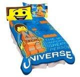 "The Lego Movie 62"" x 90"" Plush Blanket [並行輸入品]"