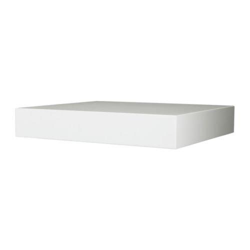 RoomClip商品情報 - ★LACK/ウォールシェルフ/ホワイト(30×26cm)[イケア]IKEA(20186196)