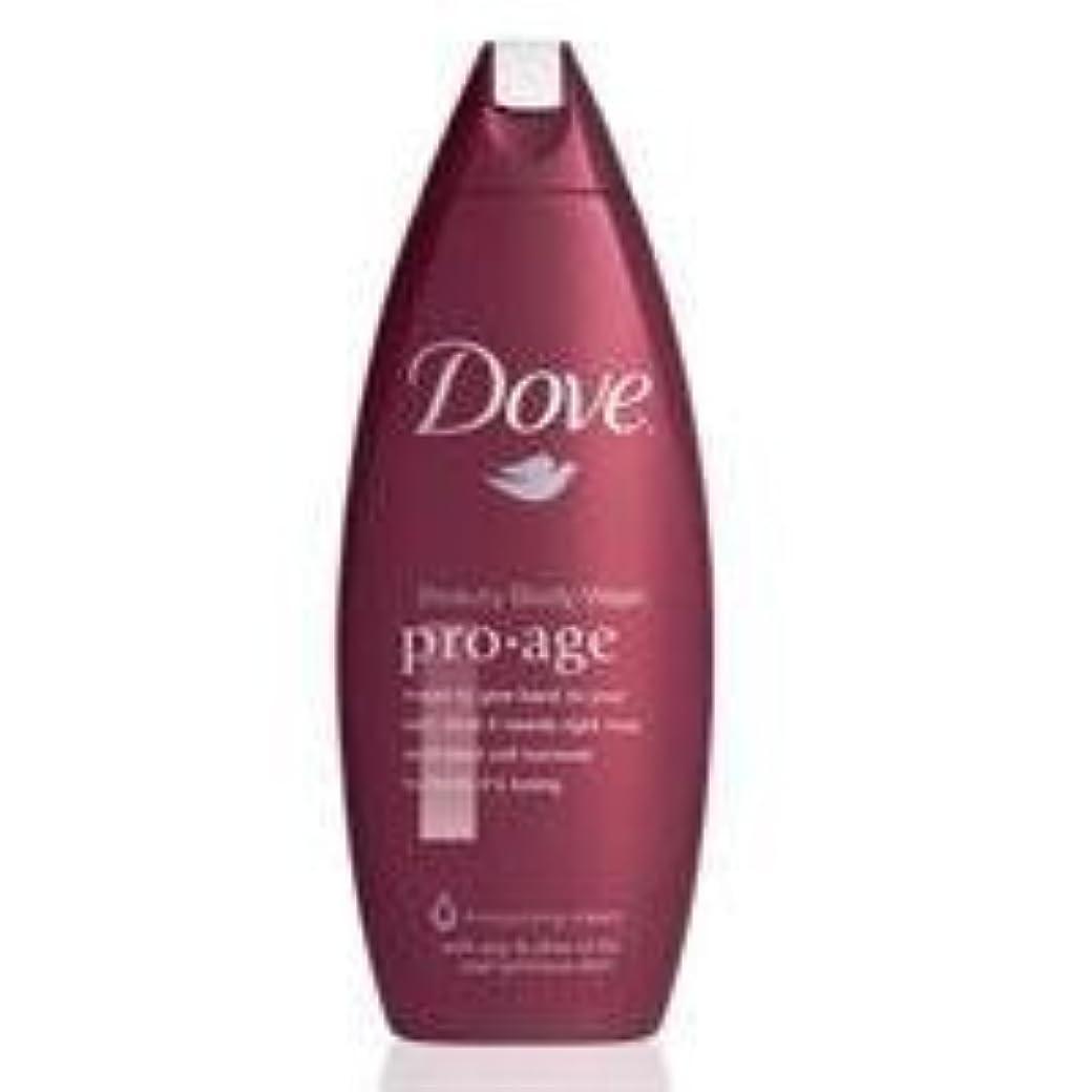 広く邪悪なページェントDove Pro-Age Beauty Care Body Wash by Dove [並行輸入品]
