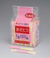 袋入りスティックシュガー (3g×120本)