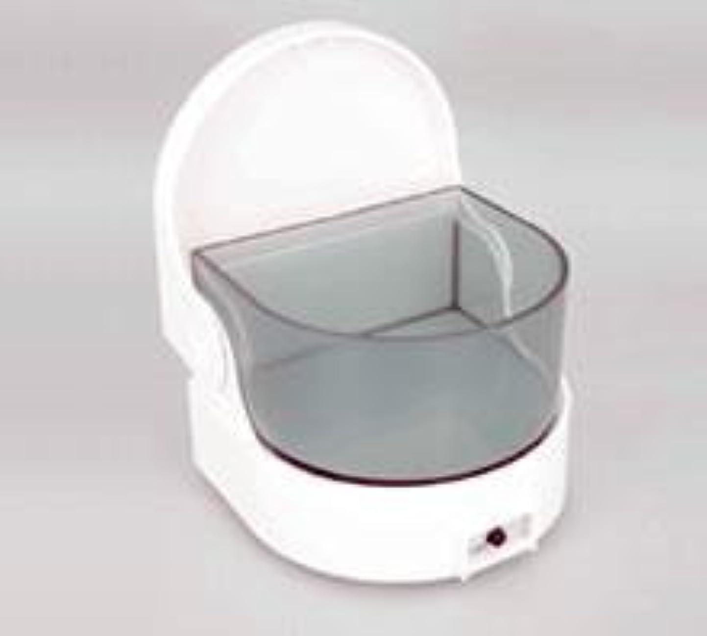 電報人間受賞義歯洗浄保存容器 ピュア デンチャークリーナー タイマー付