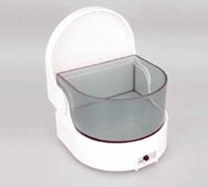 マングルがっかりした添付義歯洗浄保存容器 ピュア デンチャークリーナー タイマー付
