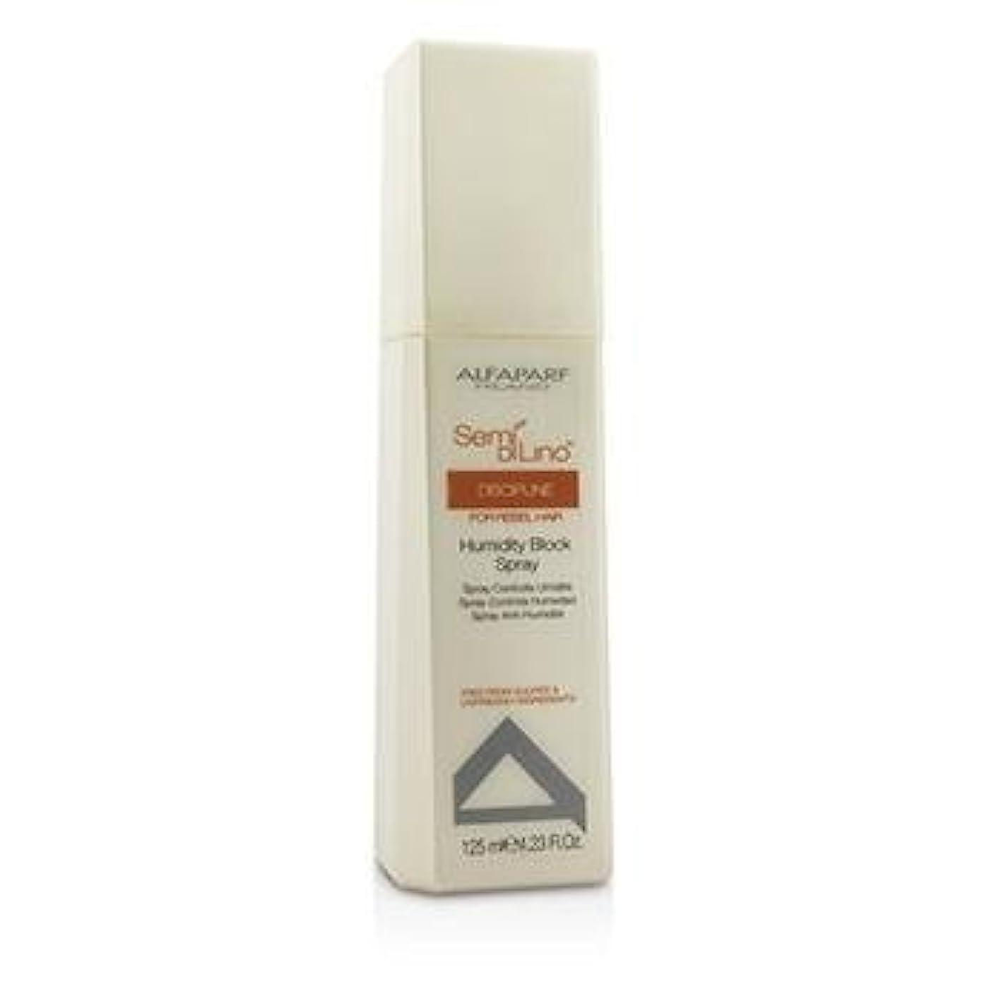 外科医ハードリング人道的アルファパルフ Semi Di Lino Discipline Humidity Block Spray (For Rebel Hair) 125ml