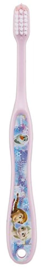 災害許すダルセットSKATER アナと雪の女王 歯ブラシ(転写タイプ) 小学生用 TB6N