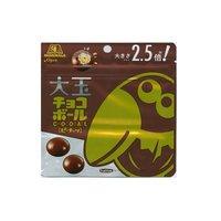 森永製菓 大玉チョコボール ピーナッツ 56gX1箱(10袋)