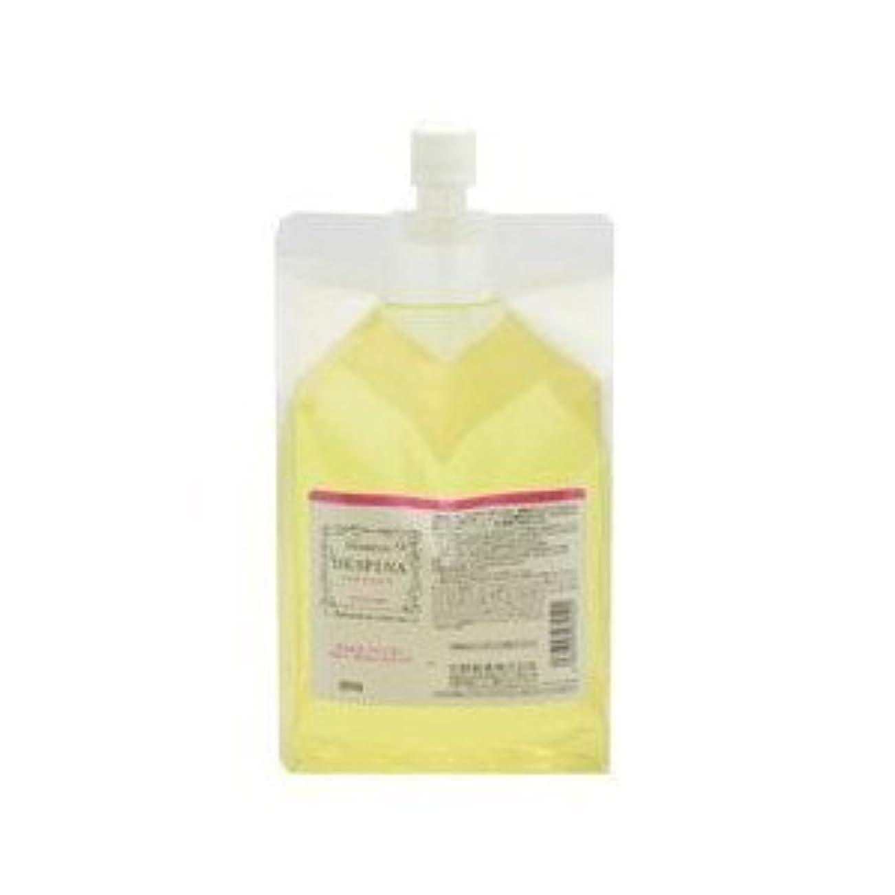 溢れんばかりのスズメバチ積分中野製薬 デスピナ シャンプー カラー ボリュームアップ 1500ml