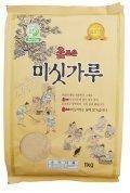 草野 ミシッガル(こかし粉) 1kg■韓国食品■チヂミ粉/穀物/お餅■草野