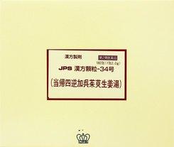 (医薬品画像)JPS漢方顆粒−34号