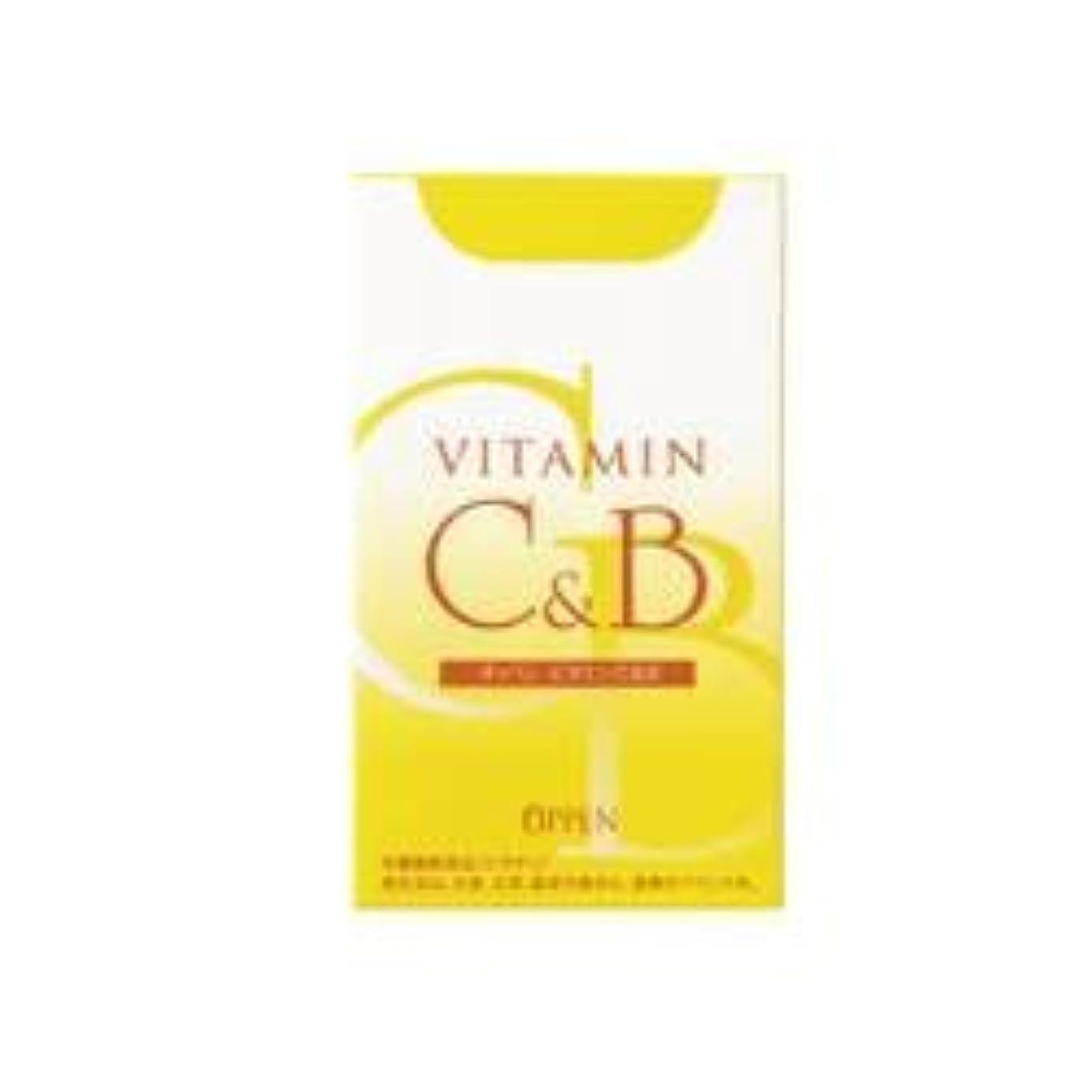 収入入場縞模様のオッペン ヘルスフード ビタミンC&B(60包×3箱入)