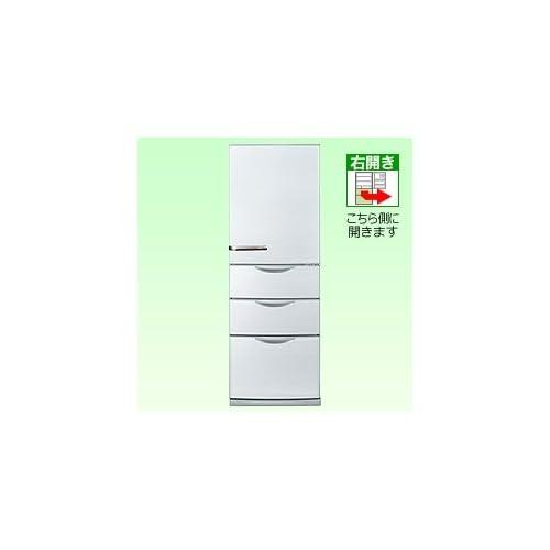 アクア 355L 4ドア冷蔵庫(ブライトシルバー)AQUA AQR-361C-S