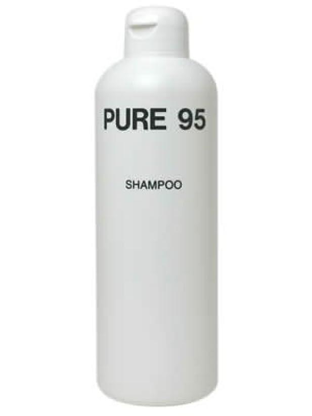 大統領実験的シンポジウムバーミングジャパン PURE95 シャンプー 400ml