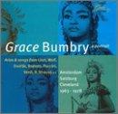 Grace Bumbry Lieder & Arias 1963-1978