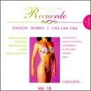 Coleccion Del Recuerdo: Danzon Mambo Y Cha Cha Cha