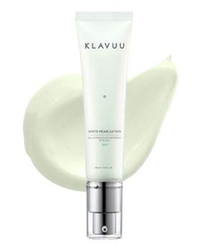 錆び溶融砦[KLAVUU] WHITE PEARLSATION Ideal Actress Backstage Cream SPF30 PA++女優クリーム #MINT [並行輸入品]