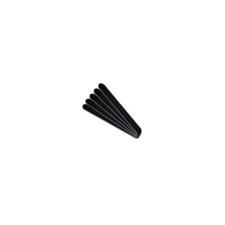 溶けたカルシウム二十フラワリー ブラックエメリー 180/180G 5本入