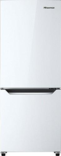 ハイセンス 150L 2ドア冷凍冷蔵庫 パールホワイト HR...