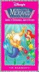 The Little Mermaid: Ariel's Undersea Adventures - In Harmony [VHS] [Import]