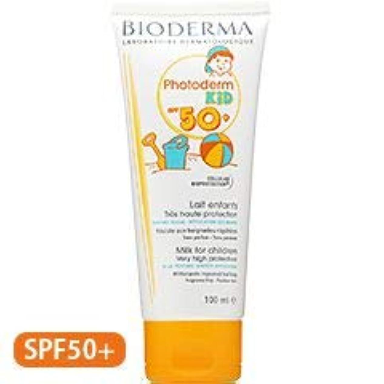トラブル橋脚表面ビオデルマ(Bioderma) フォトデルム キッド ミルク フォー チルドレン SPF50+ [並行輸入品]