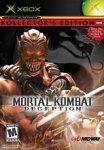 Mortal Kombat: Deception Kollector's Edt - Sub-0
