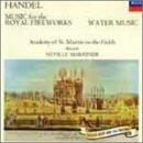 ヘンデル:王宮の花火の音楽 画像