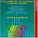 Organ History-Italian Operatic Transcription