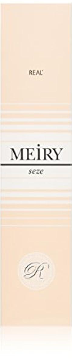 基本的な保持少数メイリー セゼ(MEiRY seze) ヘアカラー 1剤 90g カッパー