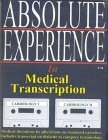 Absolute Experience in Medical Transcription: Cardiology (Diskette with 2 Audio Tapes) with Disk