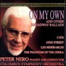 On My Own & Other Broadway Ballads by Peter Nero (1997-03-18)
