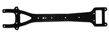 R/C SPARE PARTS SP-997 TBエボリューション3 アッパーフレーム