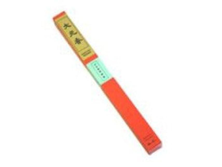 多数の縞模様の繊細日本香堂お香 – daigen-kohローズウッド30 Sticks