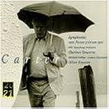 Elliott Carter: Symphonia, Clarinet Concerto
