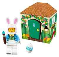 LEGO Seasonal Iconic Easter 2018 イースターバニー ミニフィギュア 5005249