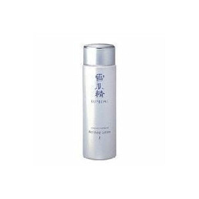 ビジュアルクルー電気陽性限定品 コーセー 雪肌精 シュープレム 化粧水 II 400ml