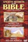 Ancient Secrets of Bible: Ten Command & Red Sea [DVD]