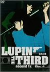 LUPIN THE THIRD second tv,DVD Disc4