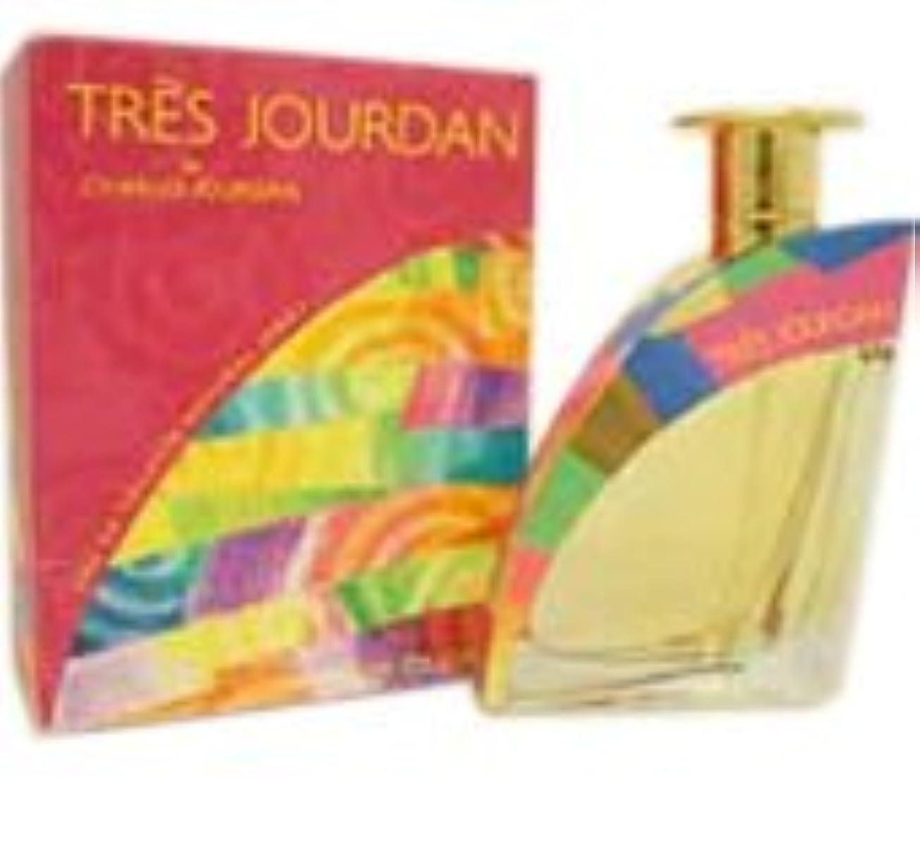 ごめんなさい顎音楽Tres Jourdan (トレス ジョーダン)  1.0 oz (30ml)  EDT Spray for Women