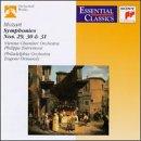 Mozart: Symphony Nos. 29, 30 & 31