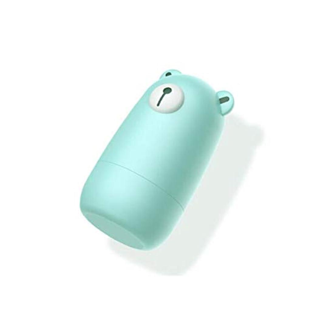 アクセント竜巻高音CHAHANG ネイルはさみ、爪切り、鼻クリップ、釘、セット、セキュリティ、抗カット編集、クマの爪のケア、4つのスーツ (Color : Blue)