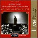 Rossini: Mos˜ / Sawallisch, Bayerisches Staatsorchester