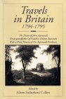 Travels in Britain, 1794-95: The Diary of John Aspinwall, Great-Grandfather of Franklin Delano Roosevelt, With a Brief History of His Aspinwall
