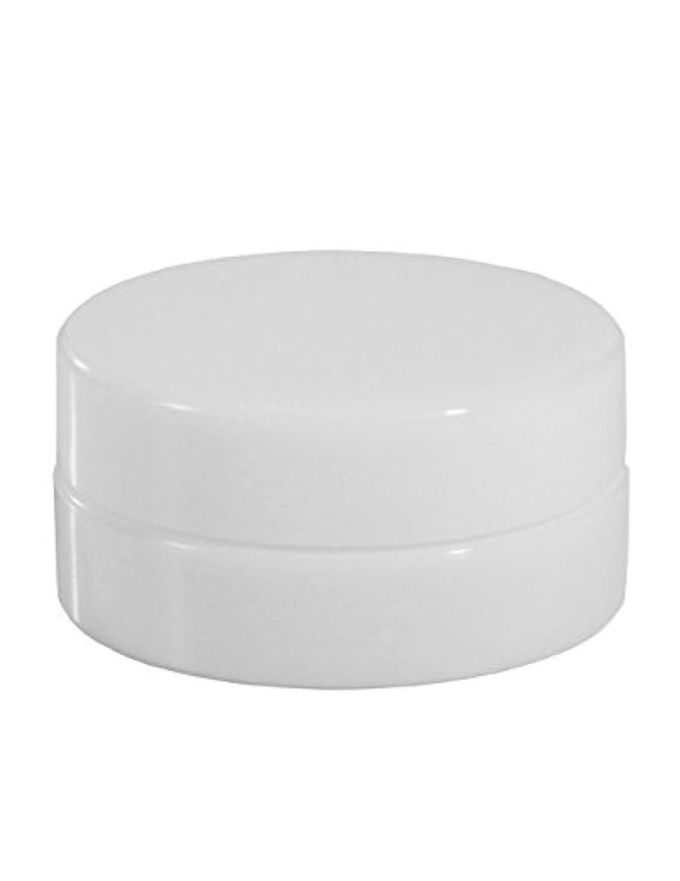 解釈欲求不満教育クリーム用容器 3ml (100個セット) 【化粧品容器】