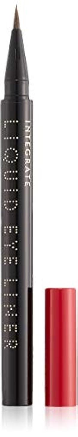 矩形雷雨当社インテグレート スーパーキープ リキッドライナー BR621 0.5mL