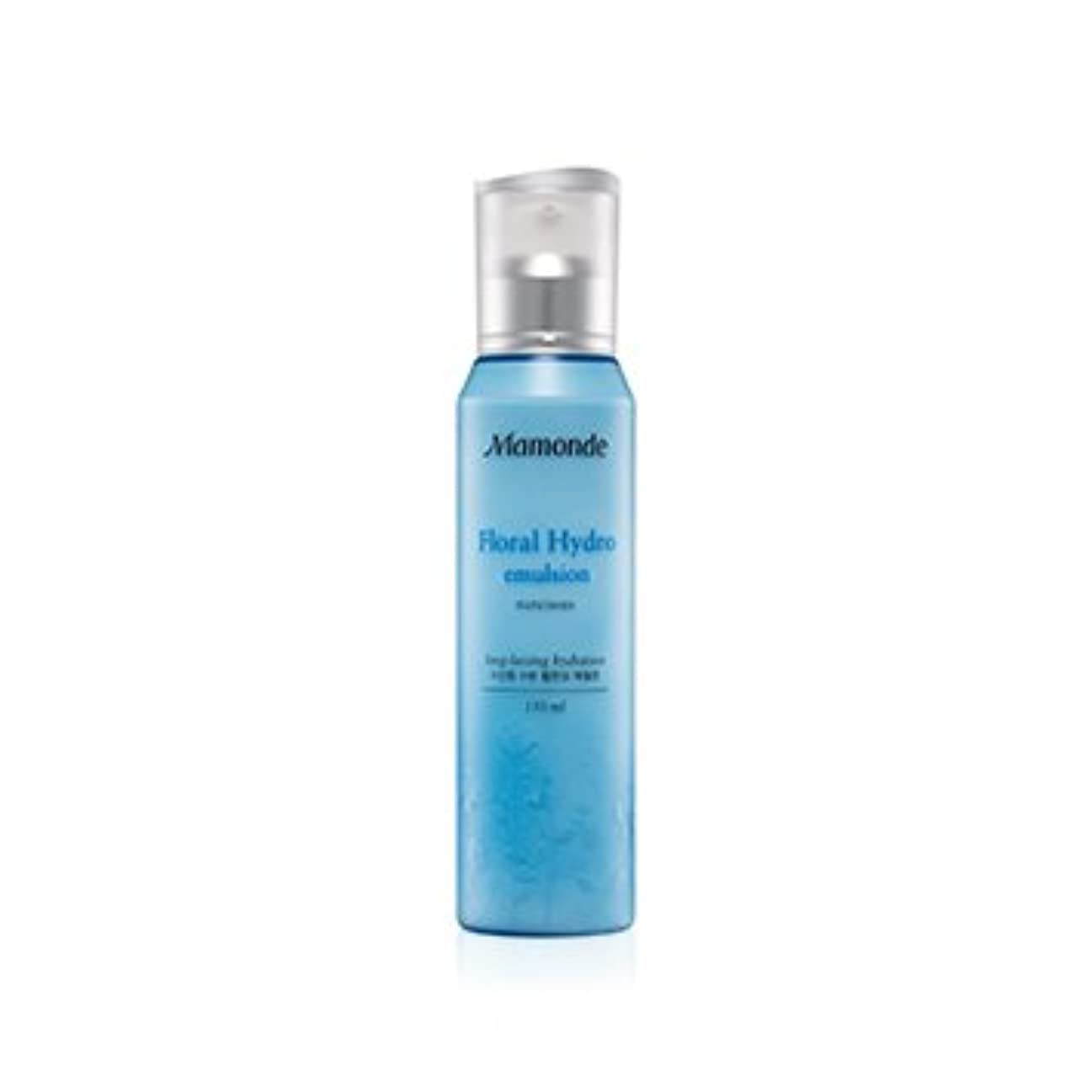 ランドリー嫌がらせ抵抗[2017 New] Mamonde Floral Hydro Emulsion 150ml/マモンド フローラル ハイドロ エマルジョン 150ml [並行輸入品]