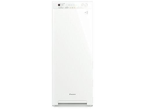 ダイキン 加湿 ストリーマ空気清浄機 空清~25畳 加湿~14畳 ワイヤレスリモコン付き ACK55U-W ホワイト