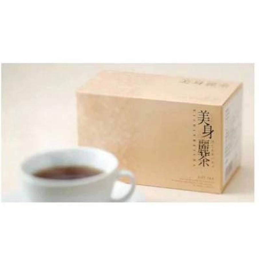 カートン相反するうなるメール便 美身麗茶 びしんれいちゃ 3g×3包 アップルティー味 ダイエット 健康茶 オーガニック デトックス スリム ヘルシー 美容 スリムボディ 日本製